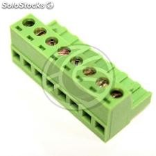 Pcb socket 8-pin 5.08mm (TD27)