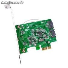 PCI-Express Adapter SATA3 6 Gbps internal 2-port (DT61)