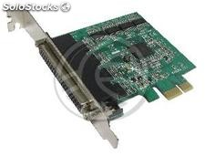 Pci-Express card Series 16C950 (8S 8xDB9 Cable) (TE06)