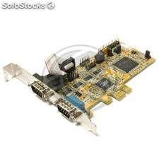 Pci-Express Serial/Parallel 16C950 (4S/1P) (TE13)