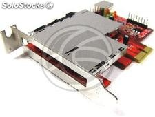 Pci-Express to ExpressCard (Flex-atx Form Card) (SL83)