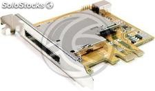 PCI-Express to ExpressCard (Standard Card Format) (SL81)