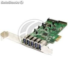 Pci-Express to SuperSpeed usb 3.0 5-Port External (UU10)