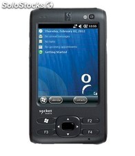 PDA profesional Socket SoMo 655E, Windows Mobile 6.5