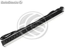 PDU strip 24 C13 way for server rack 19\'\' by RackMatic (RE53-0002)