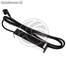 PDU strip 4 C13 way for server rack 10\'\' by RackMatic (RE73)
