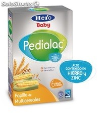 Pedialac papilla 500 gr multicereales