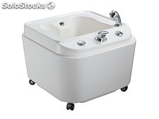 Pedicure cadeira de massagem com Whirlpool 4101A