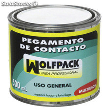 Pegamento Contacto Wolfpack 500 cm³