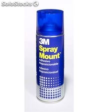 Pegamento spray mount 200 ml 3m