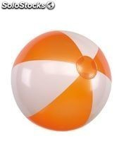 "Pelota de playa ""atlantic"" inflable bicolor - 56-0602080"