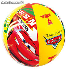 Pelota playa Cars Disney 61cm