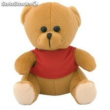 Peluche bear : colores - marron