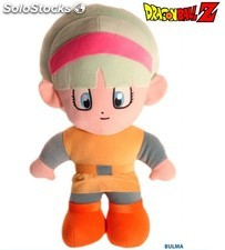 Peluche Bulma Dragon Ball 52cm