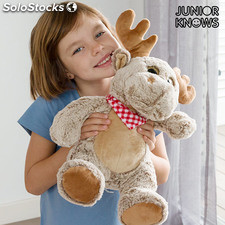 Peluche Ciervo Junior Knows