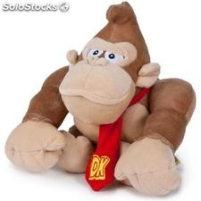 Peluche donkey kong mario bros 30 cm - play by play - nintendo - 5038104051340 -