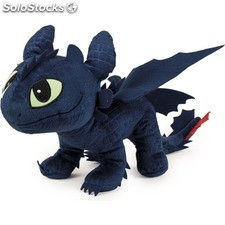 Peluche dragons desdentao 40 cm - play by play - dragons - 8425611330216 -