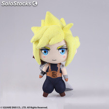Peluche Final Fantasy Vii Mini Cloud 17 cm