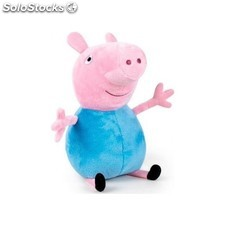 Peluche george peppa pig 20 cm - play by play - peppa pig - 8425611341106 -
