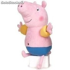 Peluche george peppa pig summer time 20 cm PGT01-40840