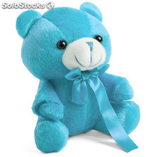 Peluche. Light blue