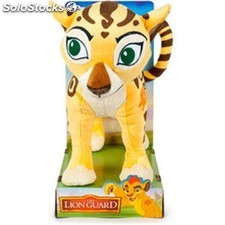 Peluche lion guard - fuli 17 cm - play by play - disney - 8410779031396 -