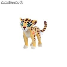 Peluche lion guard - fuli 25 cm - play by play - disney - 8425611350009 -