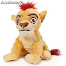 Peluche lion guard - kion 25 cm - play by play - disney - 8425611350009 -