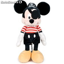 Peluche mickey pirata 47 cm - play by play - disney - 8410779032508 - 760014372