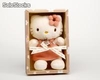 Peluche mimos hello kitty 27 cms.