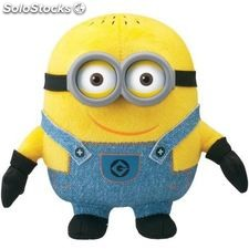 Peluche minions jerry 22CM - play by play - minions - 8425611333231 - 760013323