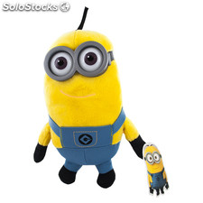 Peluche minions kevin 22CM - play by play - minions - 8425611333231 - 760013323