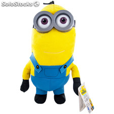 Peluche minions kevin 28 cm - play by play - minions - 8425611340239 - 760014023