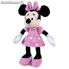 Peluche minnie 43 cm - play by play - minnie - 8425611318122 - 760011812