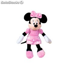 Peluche minnie mouse soft 28 cm