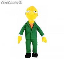 Peluche Mr Burns 37 cm