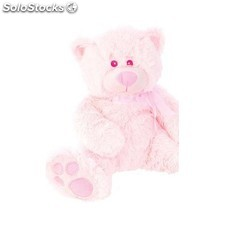Peluche osito baby rosa 6588-rs