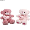 "Peluche Osito Surtido I Love You"" (21 cm)"""