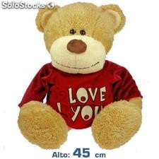 Peluche Osito Sweet Kisses (45 cm)