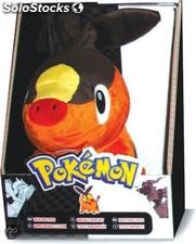 Peluche Parlanchin Tepig Pokemon