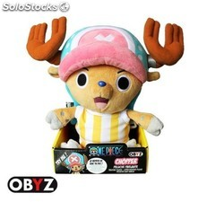 Peluche parlante Chopper One Piece