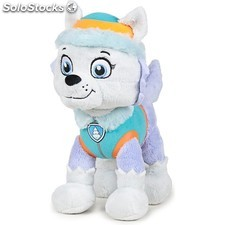 Peluche patrulla canina - everest 27 cm - play by play - paw patrol -