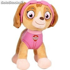 Peluche patrulla canina - skye 27 cm - play by play - paw patrol - 8425611343728
