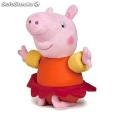 Peluche peppa pig summer time 27 cm PGT01-40812