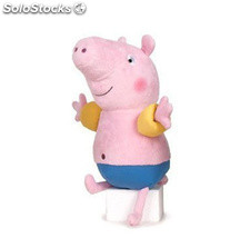 Peluche Peppa Pig Summer Time 27cm george manguitos