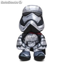 Peluche star wars episodio vii capitan phasma 45 cm PLL02-DTJOY1500089