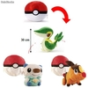 Peluche Surtido transformable Pokemon 30cms