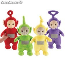 Peluches sonore teletubbies