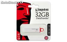 Pen drive 32GB kingston datatraveler G4 usb 3.0