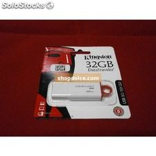 pen drive chiavetta usb memoria 32 gb kingston usb 3.0